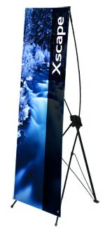XScape Indoor Banner Display System