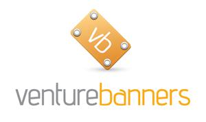 Venture Banners Logo (Vertical)