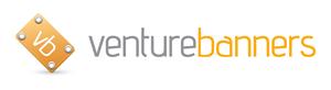 Venture Banners Logo (Horizontal)